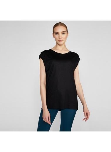 Vekem-Limited Edition Kolsuz Bluz Siyah